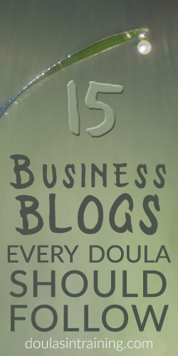 BusinessBlogsforDoulas